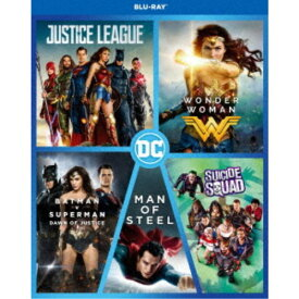 DC 5 フィルムコレクション (初回限定) 【Blu-ray】