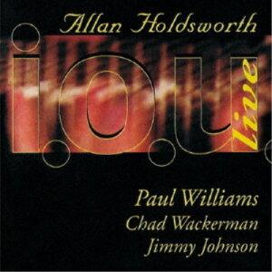 アラン・ホールズワース/ライヴ・イン・ジャパン1984 【CD】