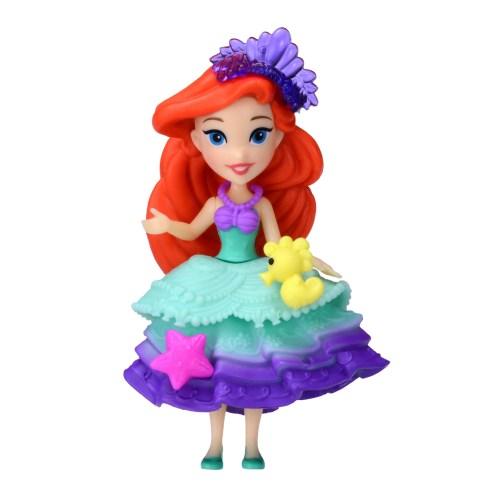 ディズニープリンセス リトルキングダム LK-02 アリエル おもちゃ こども 子供 女の子 人形遊び 4歳 リトルマーメイド(アリエル)