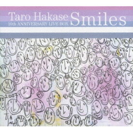 葉加瀬太郎/10th ANNIVERSARY LIVE BOX Smiles (初回限定) 【DVD】