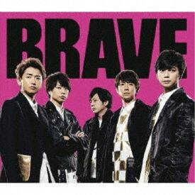 嵐/BRAVE《通常盤》 【CD】