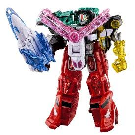魔進戦隊キラメイジャー キラメイジャーロボシリーズ01 魔進合体 DXキラメイジンセットおもちゃ こども 子供 男の子 3歳