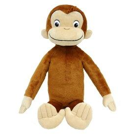【送料無料】おさるのジョージ ぬいぐるみ ジョージ L おもちゃ こども 子供 女の子 ぬいぐるみ 3歳