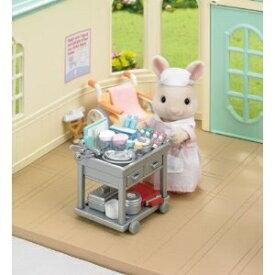 シルバニアファミリー H-13 あこがれナースセット おもちゃ こども 子供 女の子 人形遊び 3歳