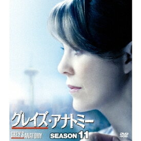 グレイズ・アナトミー シーズン11 コンパクトBOX 【DVD】