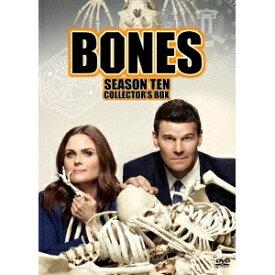 【送料無料】BONES-骨は語る- シーズン10 DVDコレクターズBOX 【DVD】