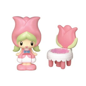 こえだちゃん チューリアンヌちゃんとイス おもちゃ こども 子供 女の子 人形遊び 小物 3歳