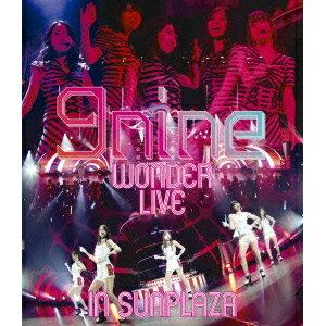 9nine/9nine WONDER LIVE in SUNPLAZA 【Blu-ray】