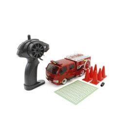FMZ ファーストミニッツ モリタ消防車 CD-I型ミラクルLightおもちゃ こども 子供 ラジコン 6歳