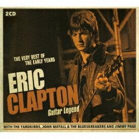 エリック・クラプトン/GUITAR 【CD】