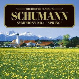 (クラシック)/シューマン:交響曲第1番≪春≫他 【CD】