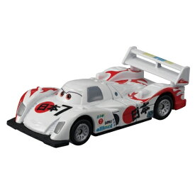 カーズ・トミカ C-18 シュウ・トドロキ(スタンダードタイプ) おもちゃ こども 子供 男の子 ミニカー 車 くるま 3歳