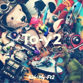 Kis-My-Ft2/To-y2《初回盤B》 (初回限定) 【CD+DVD】