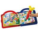 日本語英語 ことばがいっぱい! マジカルずかんプレミアムDX おもちゃ こども 子供 知育 勉強 3歳 ミッキーマウス