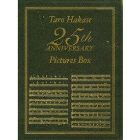 葉加瀬太郎/Taro Hakase 25th ANNIVERSARY Pictures Box (初回限定) 【DVD】