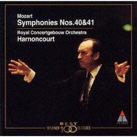 モーツァルト/モーツァルト:交響曲第40番・第41番 【CD】