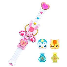 ヒーリングっどプリキュア キュアタッチ 変身ヒーリングステッキDX おもちゃ こども 子供 女の子 3歳