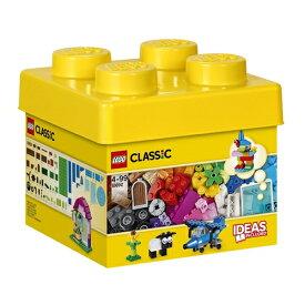 ラッピング対応可◆LEGO 10692 クラシック・黄色のアイデアボックス<ベーシック> クリスマスプレゼント おもちゃ こども 子供 レゴ ブロック 4歳