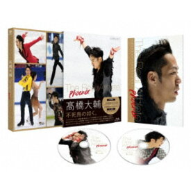 高橋大輔 The Real Athlete -Phoenix- 【Blu-ray】