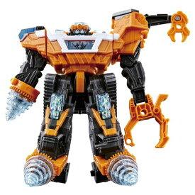 魔進戦隊キラメイジャー キラメイジャーロボシリーズ03 魔進変形 DXギガントドリラーおもちゃ こども 子供 男の子 3歳