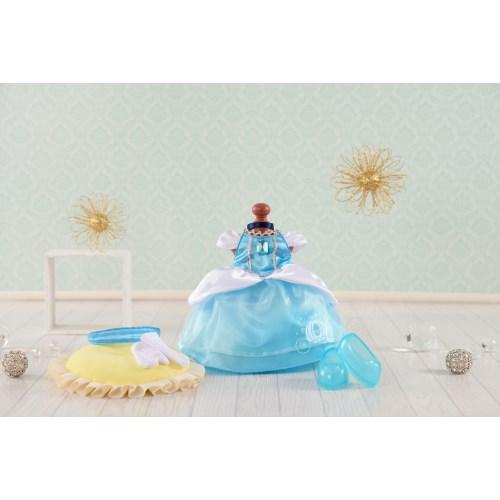 【送料無料】ずっとぎゅっと レミン&ソラン シンデレラ ドレスセット おもちゃ こども 子供 女の子 人形遊び 洋服 クリスマス プレゼント 3歳