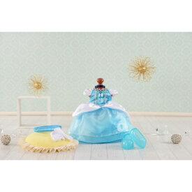 【送料無料】ずっとぎゅっと レミン&ソラン シンデレラ ドレスセット おもちゃ こども 子供 女の子 人形遊び 洋服 3歳