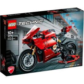 LEGO レゴ テクニック ドゥカティ パニガーレ V4 R 42107おもちゃ こども 子供 レゴ ブロック