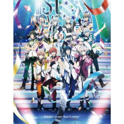 【送料無料】≪初回仕様≫IDOLiSH7/アイドリッシュセブン 1st LIVE「Road To Infinity」 Blu-ray BOX -Limited Edition-《完全生産限定版》 (初回限定) 【Blu-ray】
