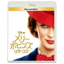 メリー・ポピンズ リターンズ MovieNEX 【Blu-ray】