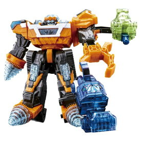 魔進戦隊キラメイジャー 魔進変形 DXギガントドリラー 魔進武装セットおもちゃ こども 子供 男の子 3歳