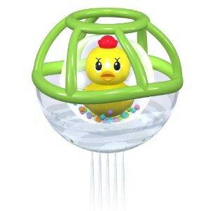アヒル隊長 おふろでガラガラボール おもちゃ こども 子供 知育 勉強 ベビー 0歳6ヶ月