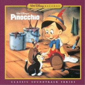 (オリジナル・サウンドトラック)/ピノキオ オリジナル・サウンドトラック デジタル・リマスター盤 【CD】