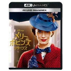 メリー・ポピンズ リターンズ MovieNEX UltraHD 【Blu-ray】