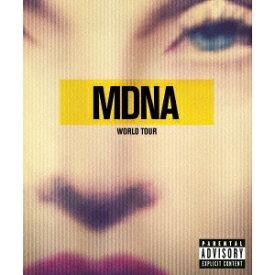 マドンナ/MDNA ワールド・ツアー 【Blu-ray】