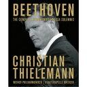 ティーレマンのベートーヴェン 【Blu-ray】