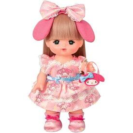 メルちゃん きせかえ マイメロディ プリティワンピおもちゃ こども 子供 女の子 人形遊び 洋服 3歳