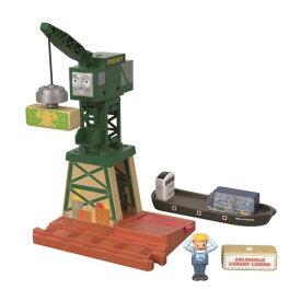 きかんしゃトーマス 木製レールシリーズ クランキー GGG70おもちゃ こども 子供 男の子 電車