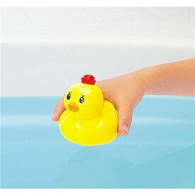 アヒル隊長 おふろにぎにぎ水てっぽう (NEW)おもちゃ こども 子供 知育 勉強 0歳4ヶ月