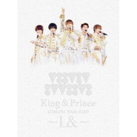 King & Prince/King & Prince CONCERT TOUR 2020 〜L&〜 (初回限定) 【Blu-ray】