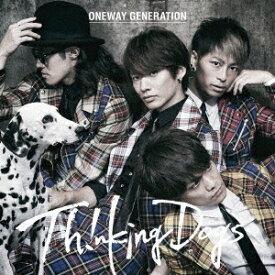 Thinking Dogs/Oneway Generation《通常盤》 【CD】
