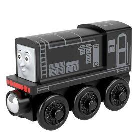 きかんしゃトーマス 木製レールシリーズ ディーゼル GGG35おもちゃ こども 子供 男の子 電車