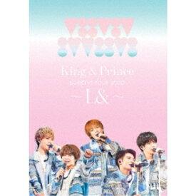 King & Prince/King & Prince CONCERT TOUR 2020 〜L&〜《通常盤》 【Blu-ray】
