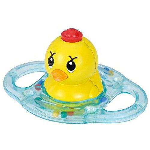 アヒル隊長 おふろでシャカシャカ (NEW) おもちゃ こども 子供 知育 勉強 0歳6ヶ月