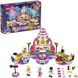 LEGO レゴ フレンズのお菓子作りコンテスト 41393おもちゃ こども 子供 レゴ ブロック 6歳
