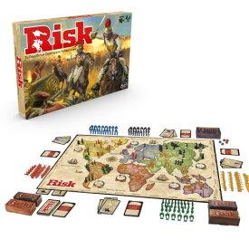 ハズブロ ボードゲーム リスク 世界征服戦略ゲームおもちゃ こども 子供 パーティ ゲーム 10歳