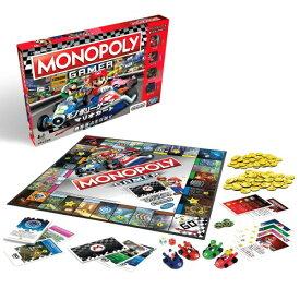 モノポリー ゲーマー マリオカート おもちゃ こども 子供 パーティ ゲーム 8歳 スーパーマリオブラザーズ