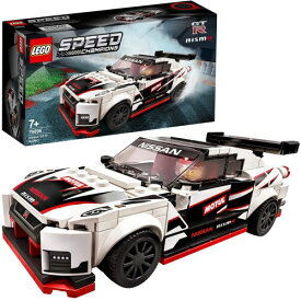 LEGO レゴ スピードチャンピオン 日産 GT-R ニスモ 76896おもちゃ こども 子供 レゴ ブロック 7歳
