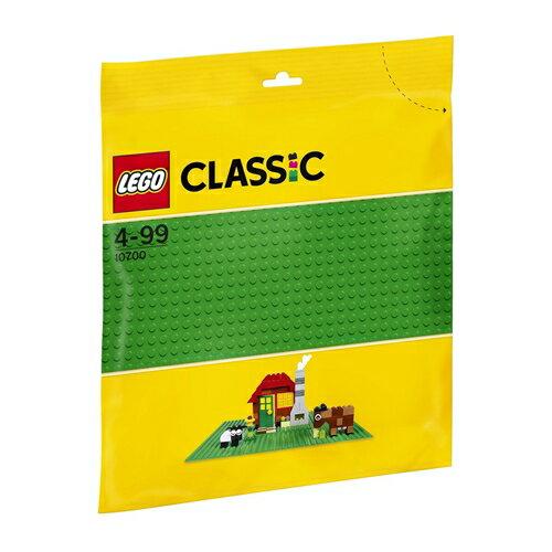 LEGO 10700 クラシック・基礎板(グリーン)