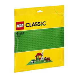 LEGO 10700 クラシック・基礎板(グリーン) おもちゃ こども 子供 レゴ ブロック 4歳