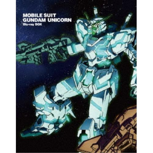 【送料無料】機動戦士ガンダムUC Blu-ray BOX《通常版》 【Blu-ray】